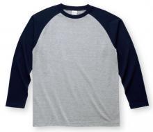 ラグラン長袖Tシャツ 00139-RLS
