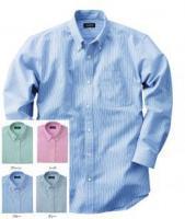 男女兼用 長袖シャツ 3S~5L JB55016