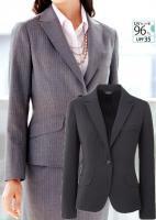 事務服 ジャケット J5950-90(グレー)・99(黒)