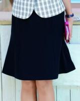 OL マーメイドスカート (美形) SS607S-1 ネイビー