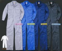 長袖つなぎ服/GE-507/夏向け/GRACE ENGINEER'S